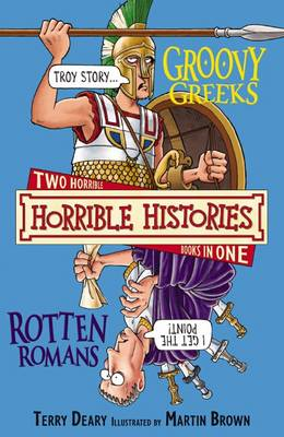 Groovy Greeks and, Rotten Romans (BOK)