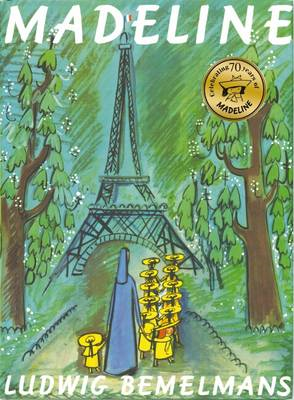 Madeline 70th Anniversary Edition (BOK)