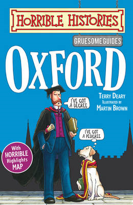 Gruesome Guides: Oxford (BOK)