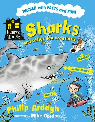 Sharks and Other Sea Creatures (BOK)