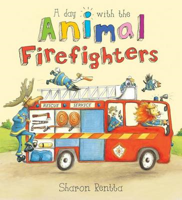 Day with the Animal Firefighters (BOK)