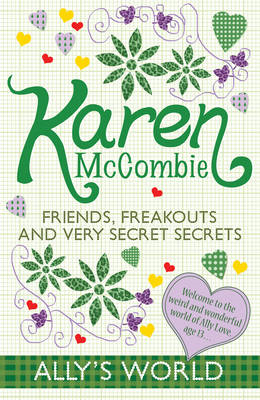Friends, Freak-Outs and Very Secret Secrets (BOK)