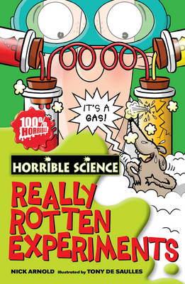 Really Rotten Experiments (BOK)