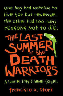 The Last Summer of the Death Warriors (BOK)