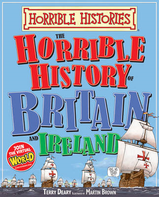 Horrible History of Britain and Ireland (BOK)