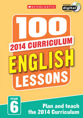 100 English Lessons: Year 6 (BOK)
