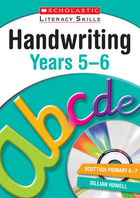 Handwriting Years 5-6 (BOK)