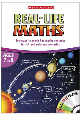 Real Life Maths: Ages 7-9 (BOK)