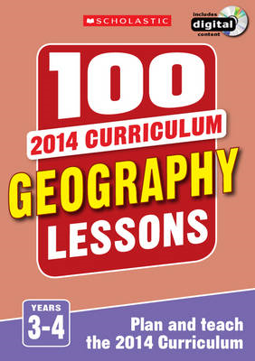 100 Geography Lessons: Years 3-4 (BOK)