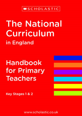 National Curriculum in England - Handbook for Primary Teache (BOK)