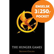 Produktbilde for Hunger Games (BOK)