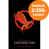 Produktbilde for Catching Fire (BOK)