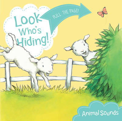 Look Who's Hiding: Animal Sounds (BOK)