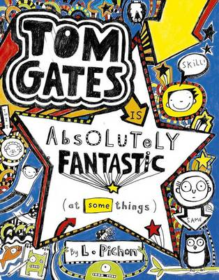 Tom Gates is Absolutely Fantastic (at some things) (BOK)