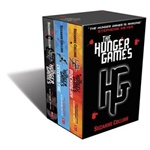 Hunger Games Trilogy Boxed Set (BOK)