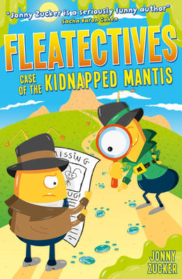 Case of the Kidnapped Mantis (BOK)