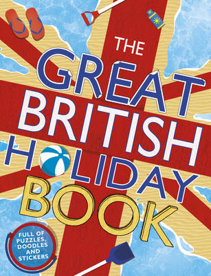Great British Holiday Book (BOK)