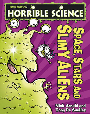 Space, Stars and Slimy Aliens (BOK)