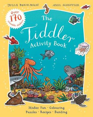 Tiddler Activity Book (BOK)
