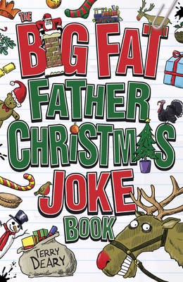 The Big Fat Father Christmas Joke Book (BOK)