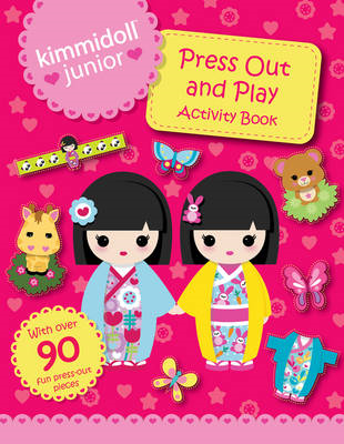 Press out and Play Activity Book (BOK)
