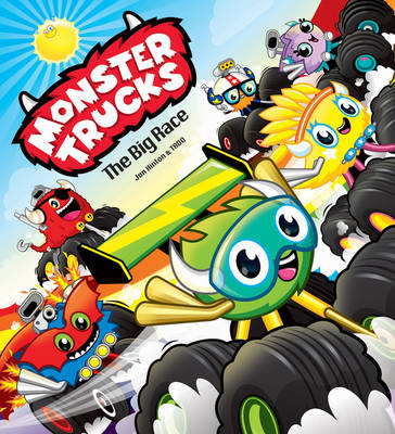 Monster Trucks: The Big Race (BOK)