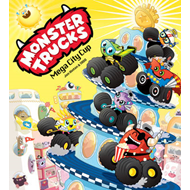 Monster Trucks: Mega City Cup (BOK)