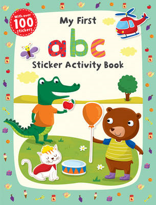 My First abc Sticker Activity Book (BOK)