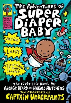 Adventures of Super Diaper Baby (BOK)