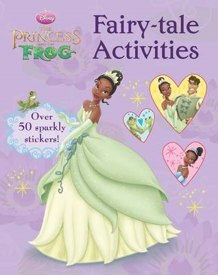 "Disney Colour Activity: ""Princess and the Frog"" (BOK)"