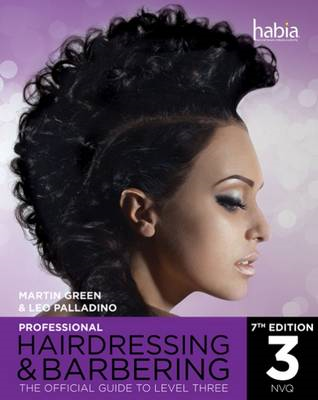 Professional Hairdressing & Barbering (BOK)