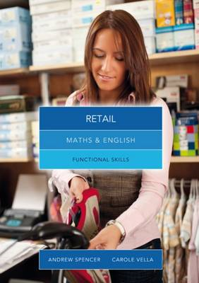 Maths and English for Retail (BOK)