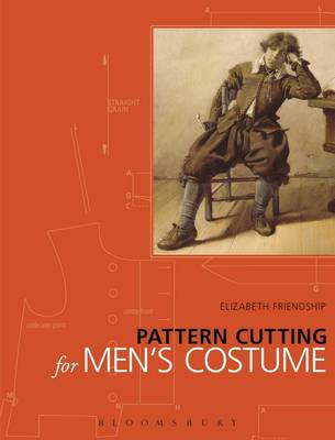 Pattern Cutting for Men's Costume (BOK)