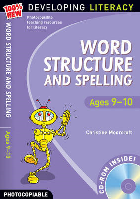 Word Structure and Spelling: Ages 9-10 (BOK)