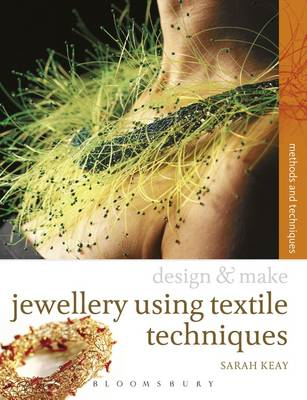 Jewellery Using Textiles Techniques (BOK)