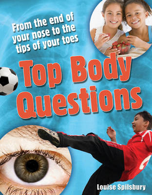 Top Body Questions: Age 8-9, Above Average Readers (BOK)