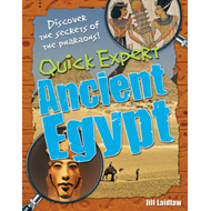 Quick Expert: Ancient Egypt: Age 8-9, Below Average Readers (BOK)
