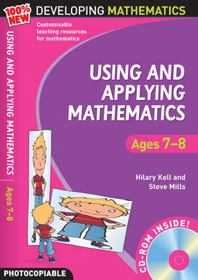 Using and Applying Mathematics: Ages 7-8 (BOK)