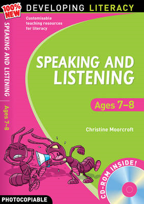 Speaking and Listening: Ages 7-8 (BOK)