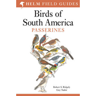 Field Guide to the Birds of South America: Passerines (BOK)