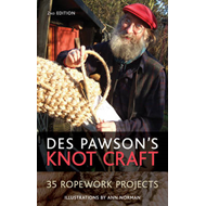 Des Pawson's Knot Craft: 35 Ropework Projects (BOK)