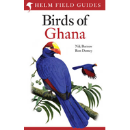 Field Guide to the Birds of Ghana (BOK)