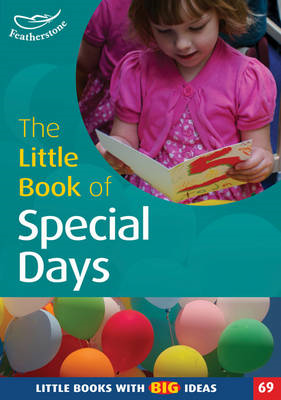 The Little Book of Special Days: Little Books with Big Ideas (BOK)