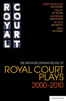 The Methuen Drama Book of Royal Court Plays (BOK)