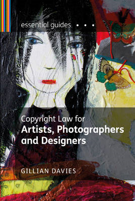 Copyright Law for Artists, Photographers and Designers (BOK)