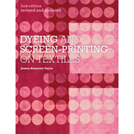Dyeing and Screenprinting on Textiles (BOK)