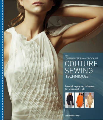 Dressmaker's Handbook of Couture Sewing Techniques (BOK)