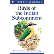 Birds of the Indian Subcontinent (BOK)