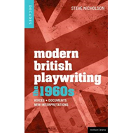 Modern British Playwriting: The 1960s (BOK)