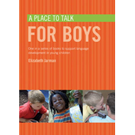 A Place to Talk for Boys (BOK)
